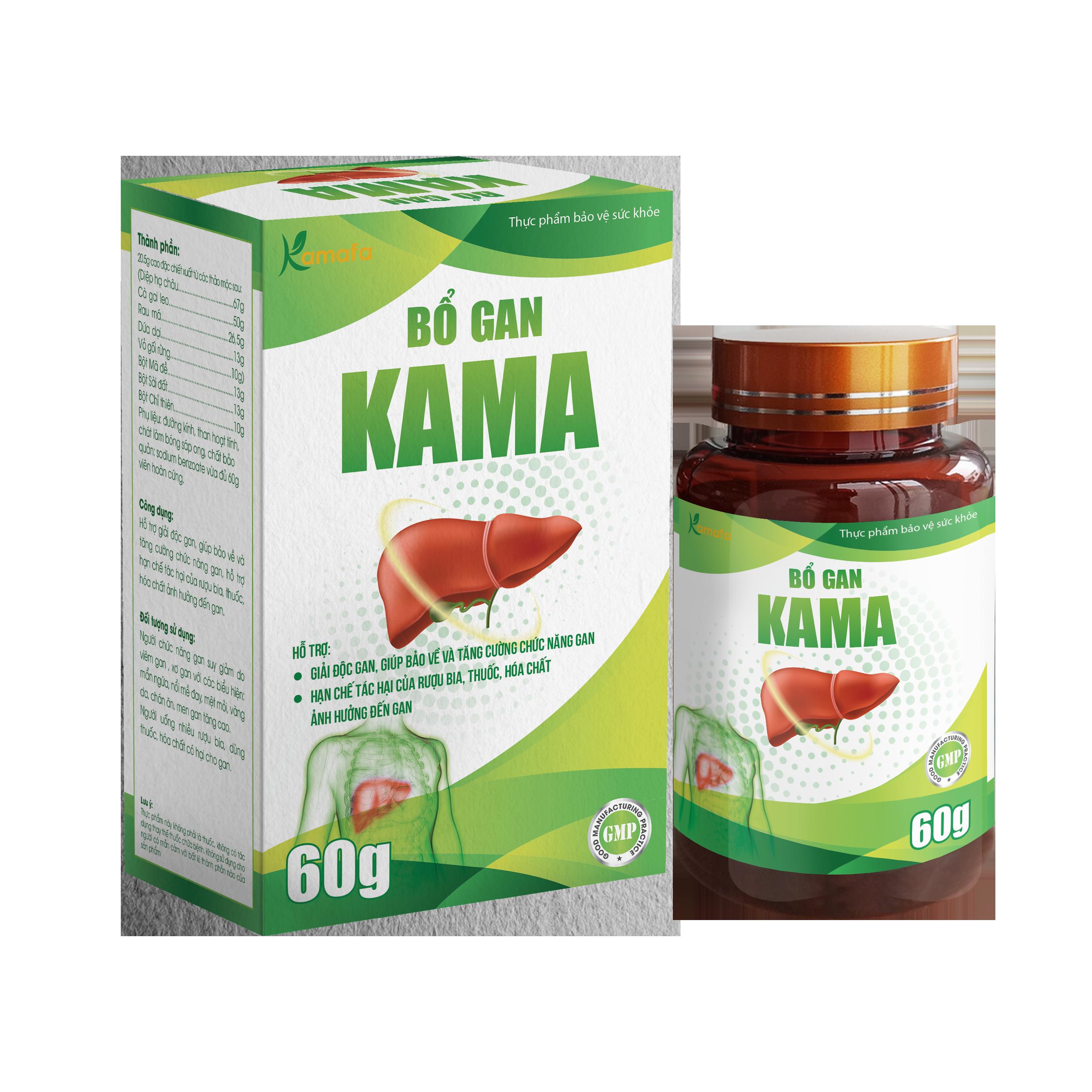 Bổ Gan KAMA