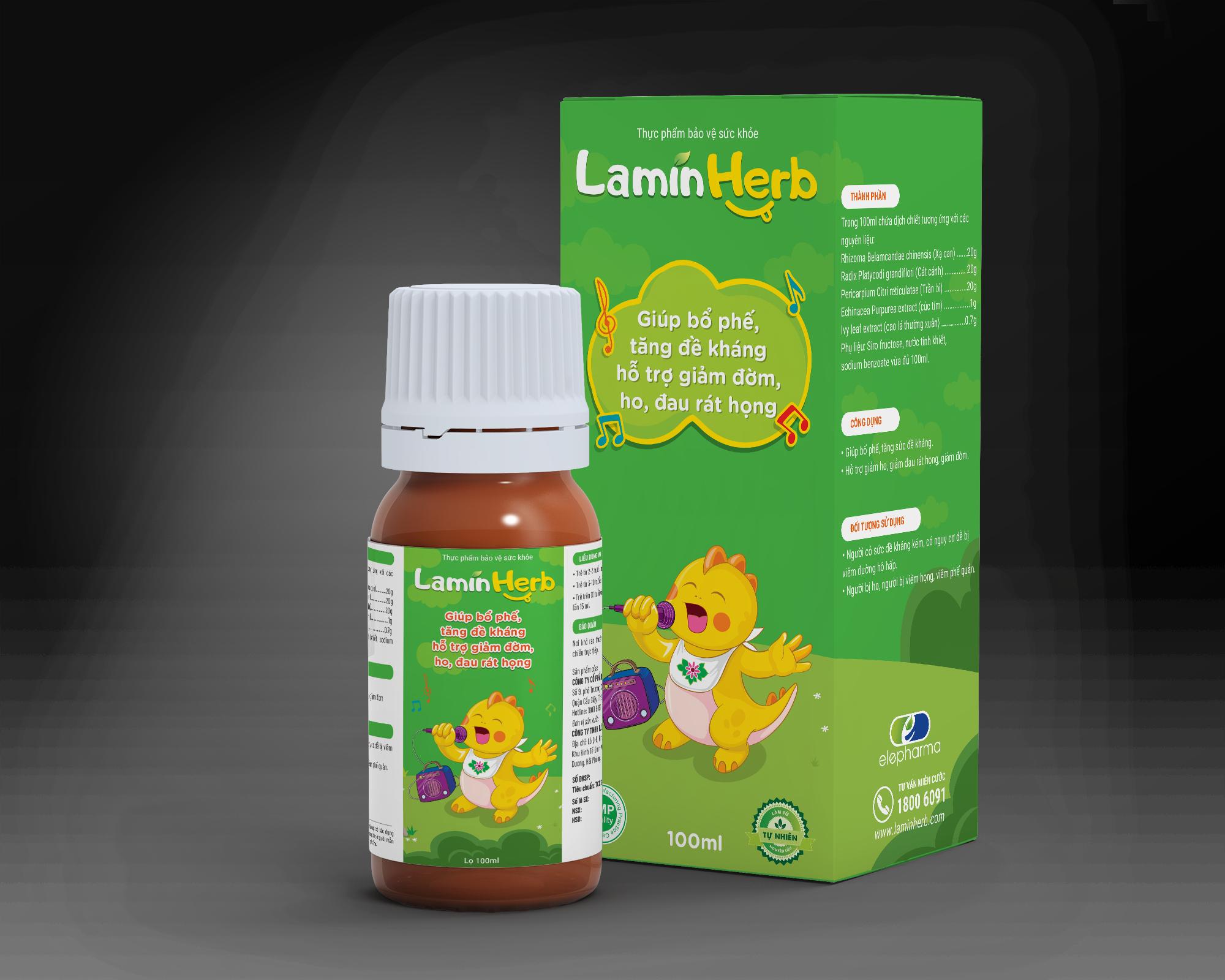 TPBVSK - Lamin Herb