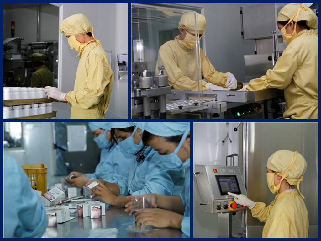 Địa chỉ sản xuất thực phẩm chức năng tại Hà Nội uy tín nhất