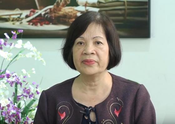 TS.Lê Thị Kim Loan
