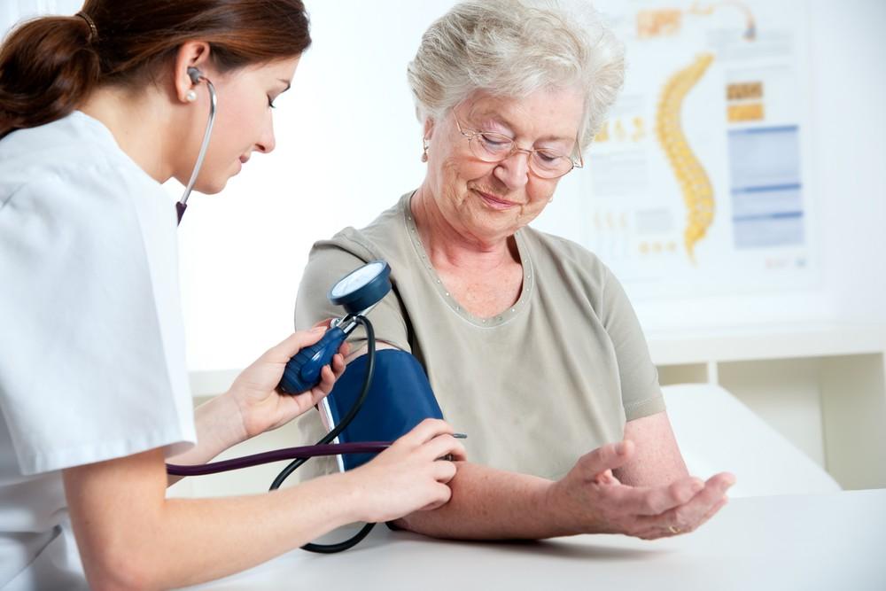 Bệnh cao huyết áp ở người già