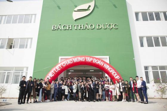 Hội thảo phát triển sản phẩm giữa Nhà máy Bách Thảo Dược và Tập đoàn Wingroup diễn ra thành công tốt đẹp