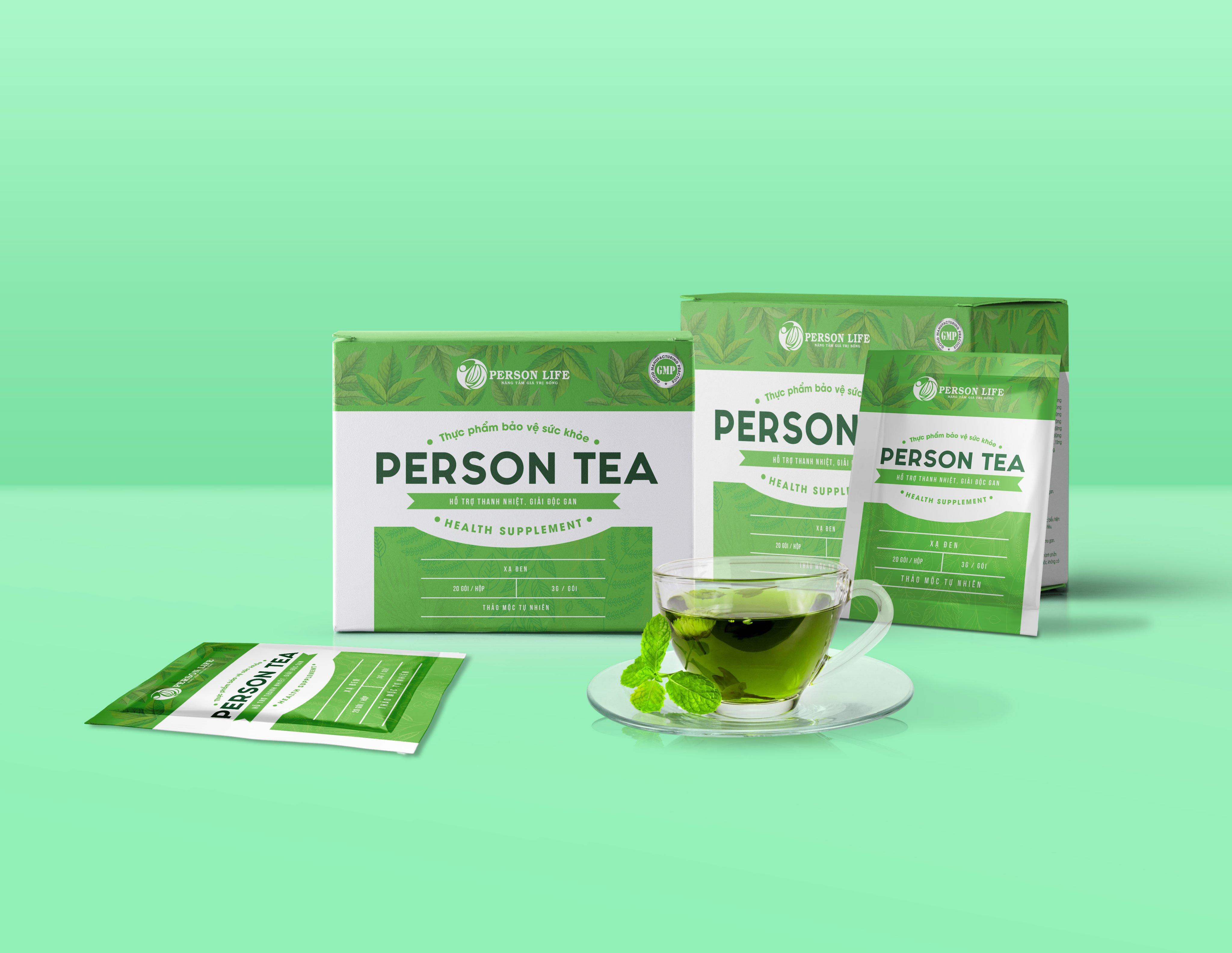 TPBVSK PERSON TEA