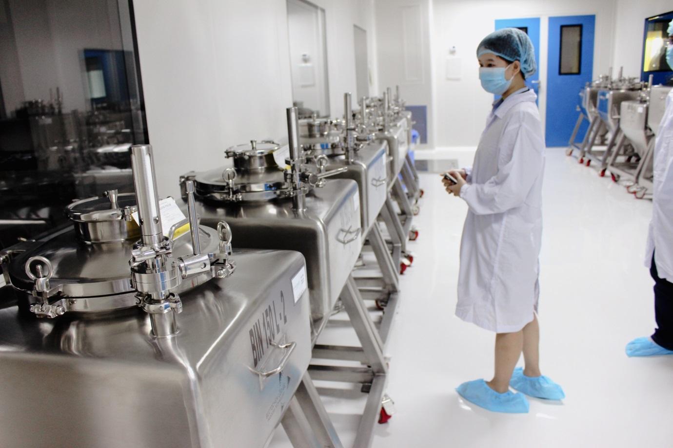 Những tiêu chuẩn nhà máy đạt chuẩn GMP